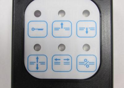 Selector de maniobra digital mod. SLD-5