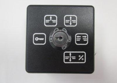 Selector de maniobra rotativo A4